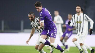 Fiorentina deklasirala Juventus u Torinu! Vlahović načeo Staru damu