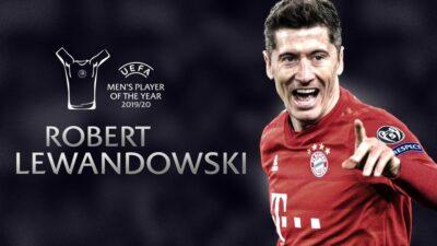 Levandovski najbolji igrač Evrope. Klop najbolji trener