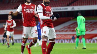 Arsenal slavio u londonskom derbiju