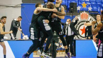 Partizan pobedio Megu u ludoj završnici i pored 19 poena zaostatka