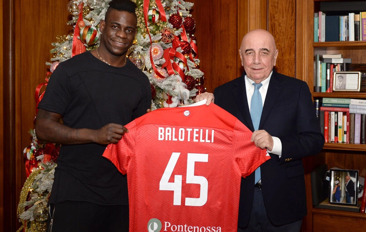 Mario Baloteli ima novi klub
