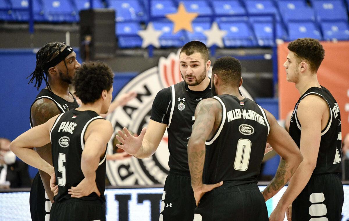 Partizan saznao protivnike u Evrokupu!
