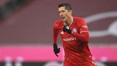 Levandovski vratio Bajern Minhen na prvo mesto