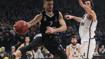Gordić odlazi, u Partizan stiže Amerikanac sa NBA iskustvom?