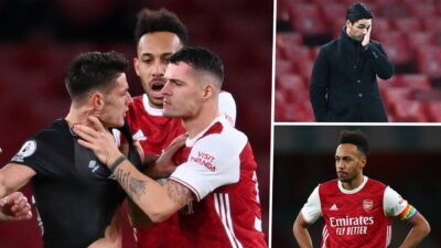 Nešto je trulo u Arsenalu ove sezone