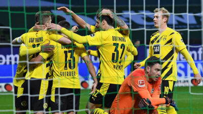 Borusija Dortmund konačno do pobede bez Halanda