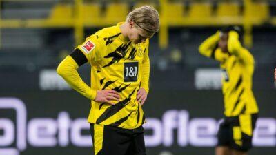 Borusija Dortmund bez Halanda najmanje do kraja godine