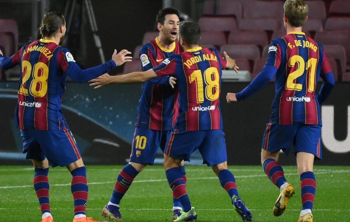 Barselona pobedila posle preokreta