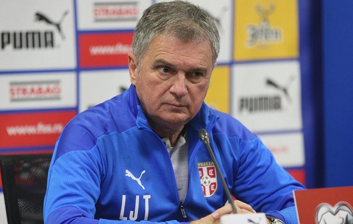 Tumbaković više nije selektor Srbije
