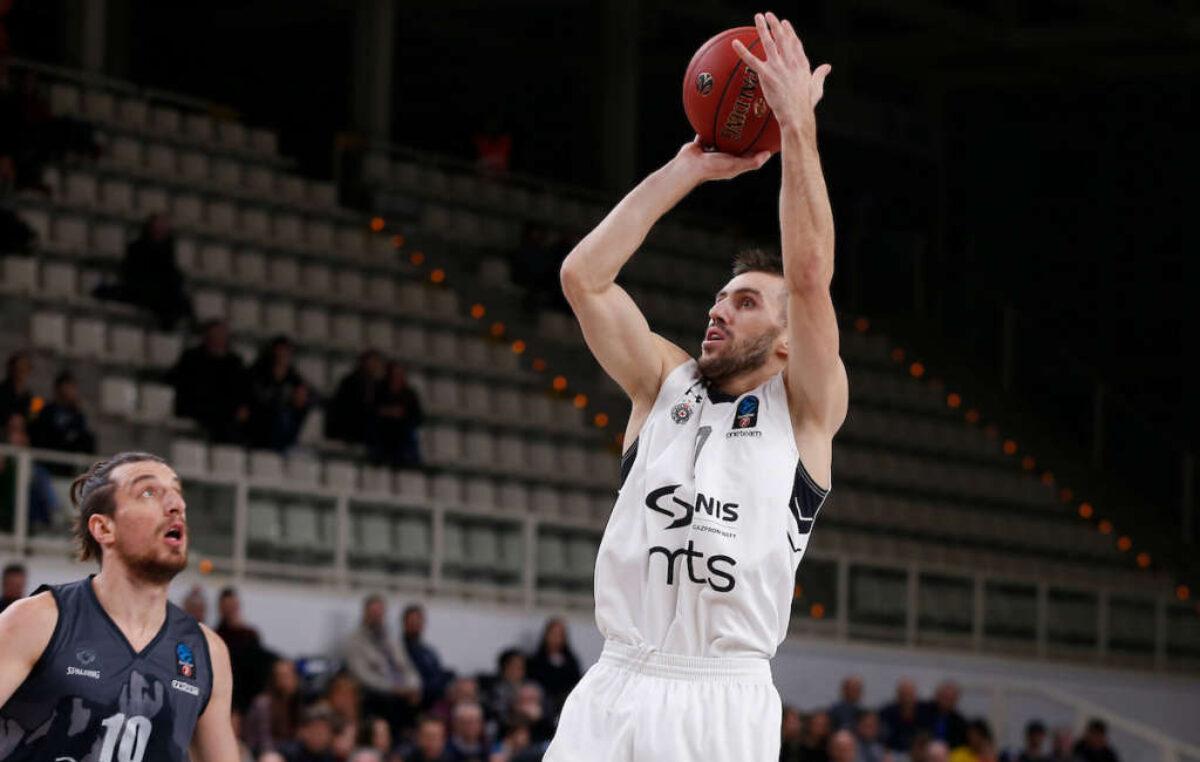 Nemanja Gordić je novi igrač Mornara