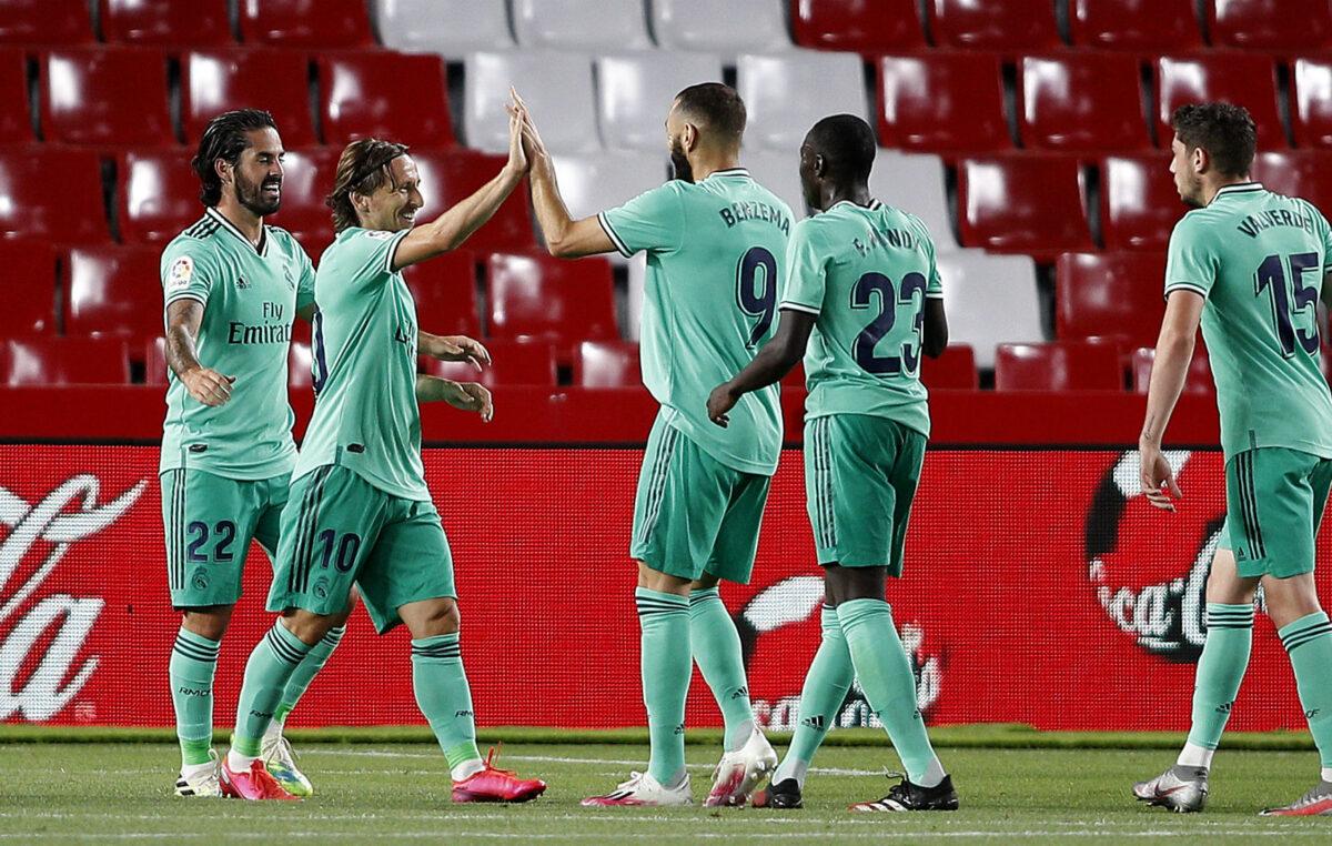 Real Madrid rutinski do pobede