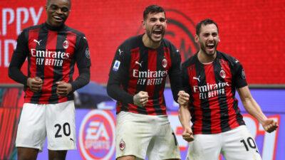 Ernandez doneo pobedu Milana. Napoli remizirao protiv Torina