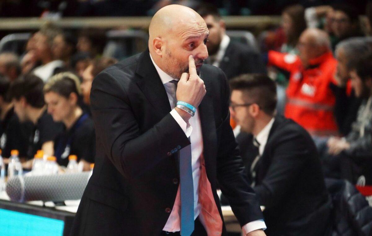 Aleksandar Đorđević dobio otkaz u Virtus Bolonji!