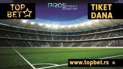 Top Bet – Tiket dana za sredu 06. januar