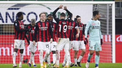 Milan i dalje prvi. Torino pao na San Siru