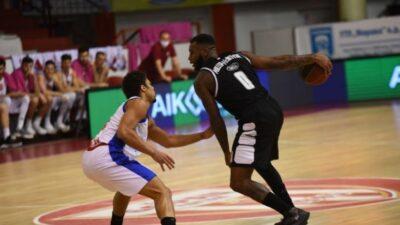 Partizan ponovo poražen od Borca. Povreda Jaramaza