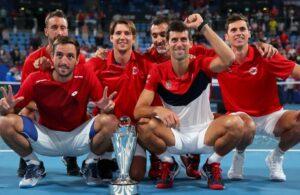 Poznati rivali Srbije u ATP Kup-u