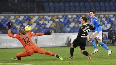 Napoli je poslednji polufinalista Kupa Italije