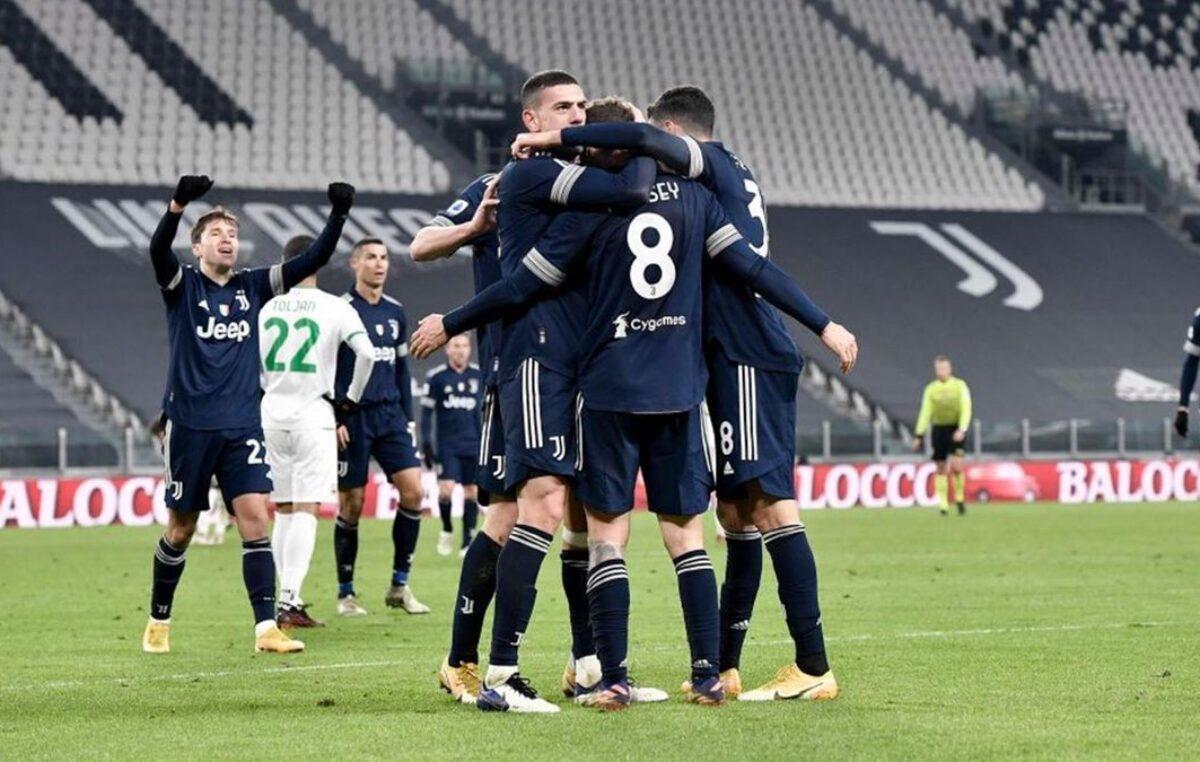 Juventus pobedom bliži vrhu. Trijumf sa igračem više
