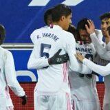 Real Madrid pobedom izašao iz krize
