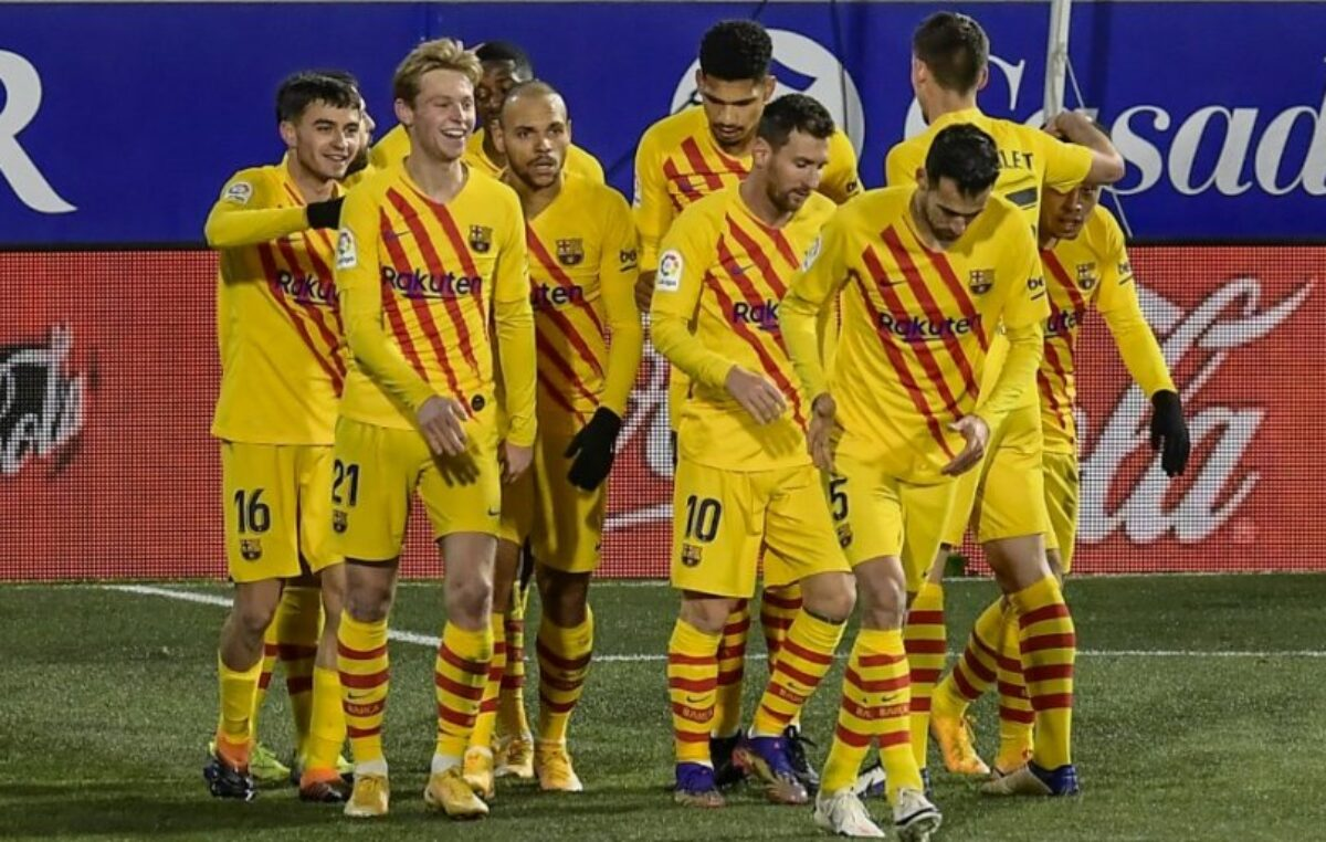 "Bleda Barselona minimalno protiv ,,fenjeraša"""