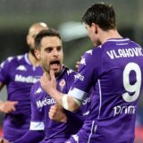 Vlahović pogodio za Fiorentinu