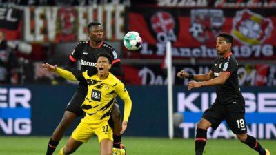 Leverkuzen savladao Dortmund u derbiju