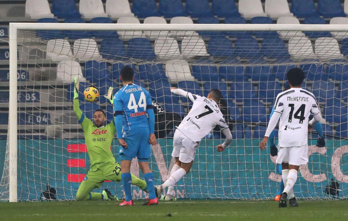 Juventus na krilima Ronalda do prvog trofeja u sezoni