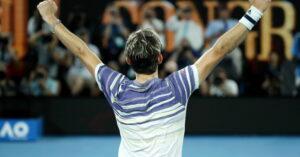 Dominik Tim najveći rival udarnoj teniskoj trojci?