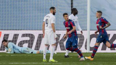 Levante šokirao Real. Madriđani sve dalje od titule