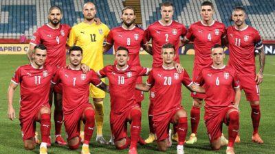 Ekskluziva: Fudbalska reprezentacija Srbije će imati prijateljski meč u januaru