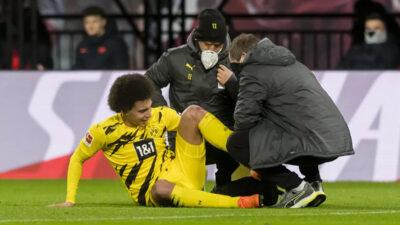 Teška povreda Aksela Vitsela
