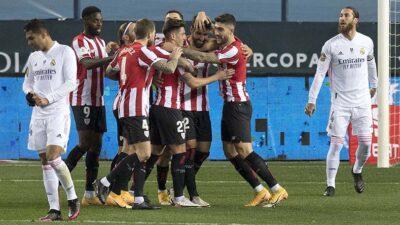 Atletik Bilbao u finalu Super kupa Španije. Protiv Barse u nedelju