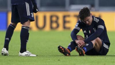 Juventus bez Dibale u narednom periodu