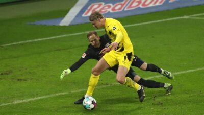 Borusija Dortmund pobedila Lajpcig u derbiju kola. Haland dvostruki strelac