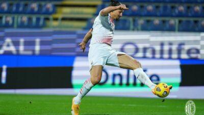 """Ibrahimović poneo ,,Rosonere"""" do pobede"""