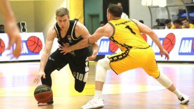 Fantastični Jaramaz u pobedi Partizana nad Splitom