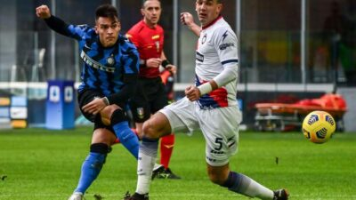 Čak osam golova na Đuzepe Meaci. Inter na prvom mestu