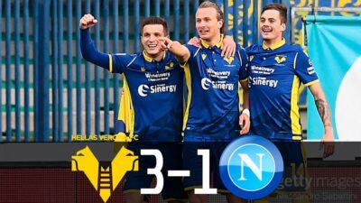 Napoli oborio rekord pa izgubio