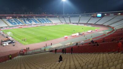 Zvezda-Milan ipak bez publike