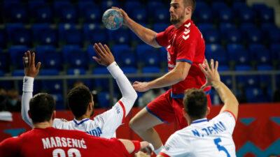 Bod kao pobeda. Srbija ponovo igra rukomet