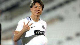 Asano na meti mnogih klubova