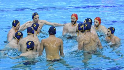 Vaterpolisti Srbije pobedili Mađarsku u Svetskoj ligi. Sledi derbi sa Mađarskom