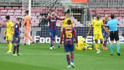 Bleda Barselona samo do boda i to sa penala! (VIDEO)