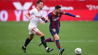Barselona odnela sva tri boda iz Sevilje i ozbiljno se primakla Atletiku na tabeli (VIDEO)