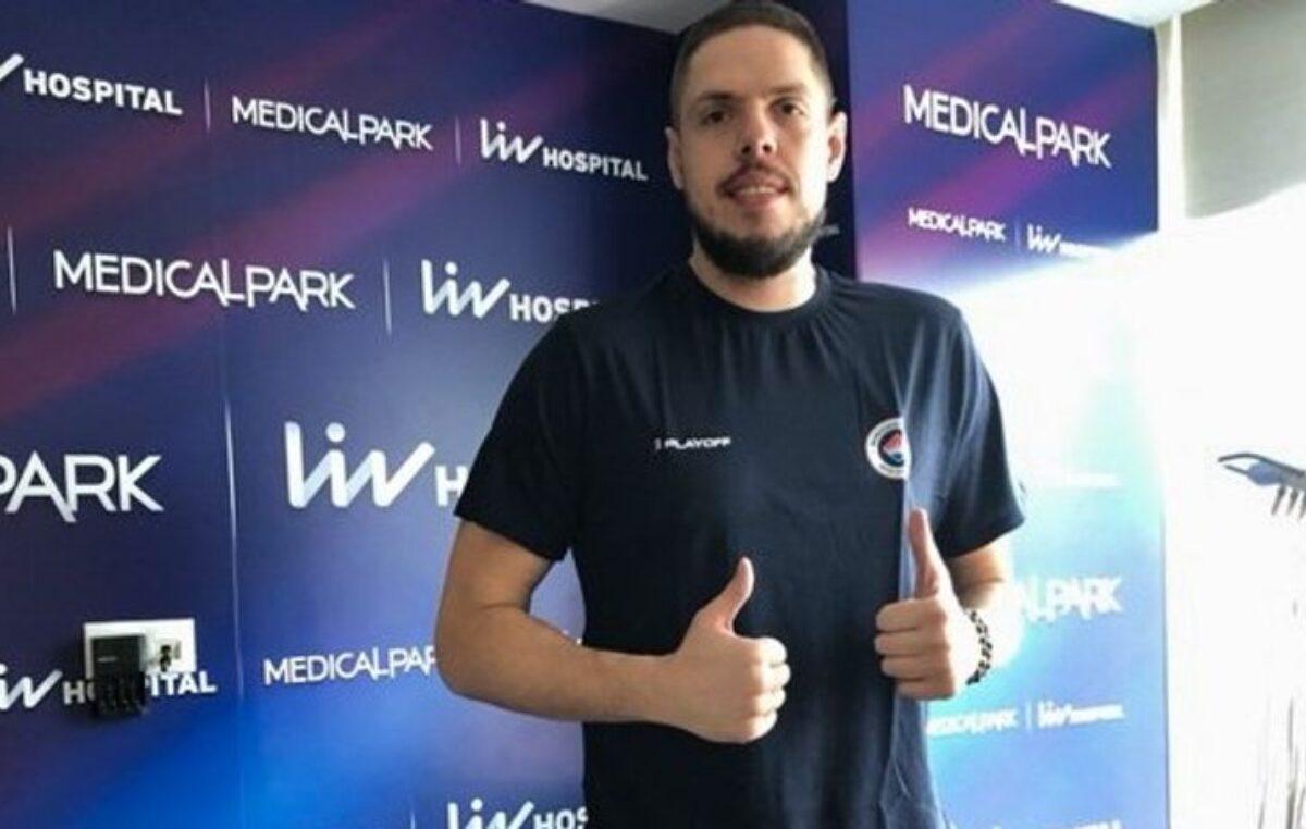 Štimac se pridružio Stefanu Jankoviću u novom klubu