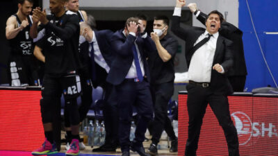 Perkins doneo pobedu Partizanu četiri sekunde pre kraja meča!