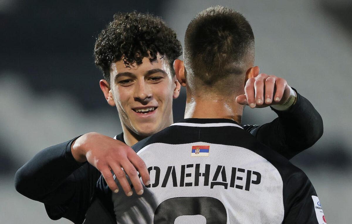 Partizan sigurnom igrom savladao Napredak na početku drugog dela sezone