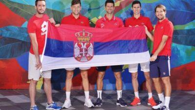 Poznat termin duela Srbije i Nemačke za plasman u polufinale ATP kupa