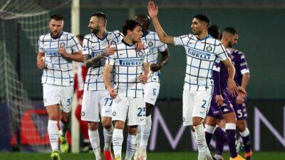 Inter pobedom na čelu tabele Serije A